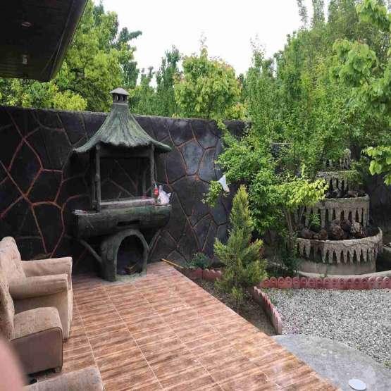 باغ 1759 متری با دونقشه اختصاصی در قالب مجموعه باغ ویلا شهرکی