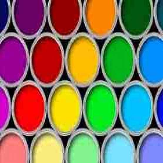 فروش  رنگ های  با کیفیت صنعتی  و مشتقات رنگی