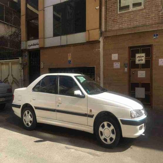 پژو پارس tu5 صفر مدل ۱۴۰۰