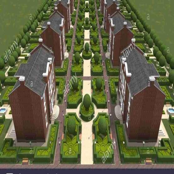 1707 متر باغ با سند تک برگ در منطقه به سرعت درحال رشد